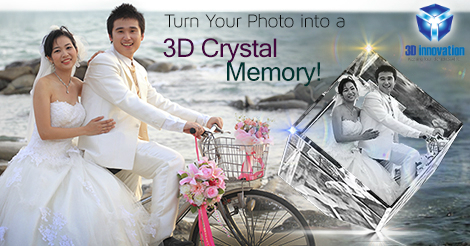 3d Crystal Gift